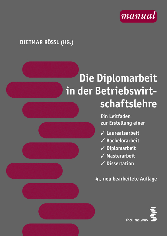 Dietmar hildenbrand dissertation